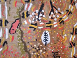 De Regenboogslang – een dag vol kunst, dans en muziek van de Aboriginals