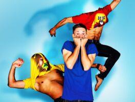 Bange Rick | SALLY Dansgezelschap Maastricht