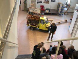 Speelklok Roadshow bij jou op school!