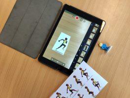 Stop-motion: video midden- bovenbouw