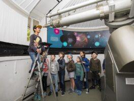 Sonnenborgh – museum & sterrenwacht Bezoek op Maat